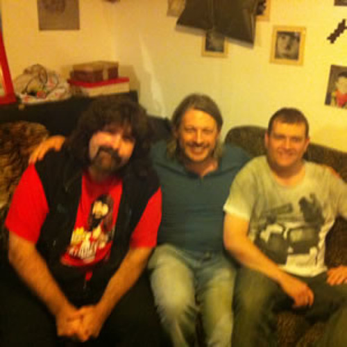 Richard Herring's Edinburgh Fringe Podcast 2012 #07: Mick Foley and Gavin Webster