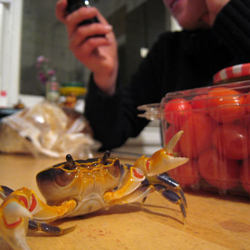 Crab On The Town
