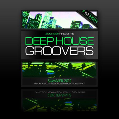Deep House Groovers - 1.08GB Of Deep House Loop Goodness!