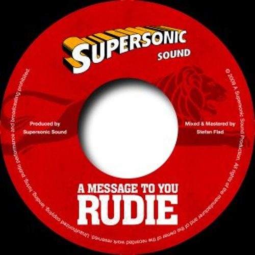 A Message to You Rudie riddim mix