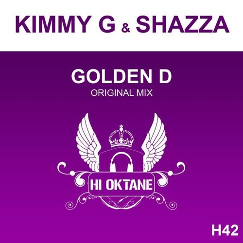 Kimmy G & Shazza - Golden D ***OUT NOW!***