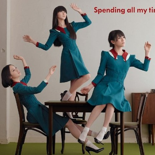 Perfume - Spending all my time (Extended Edit)