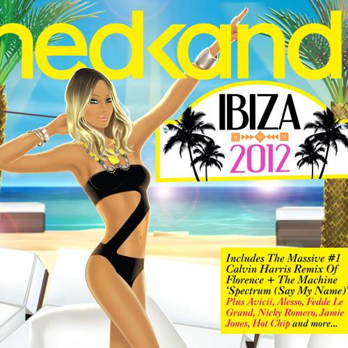 Hed Kandi Ibiza 2012 [Minimix]