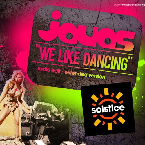Javas - We like dancing (radio edit)