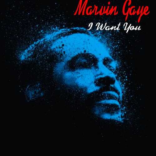 Marvin Gaye , I Want You - With a Twist - nebottoben