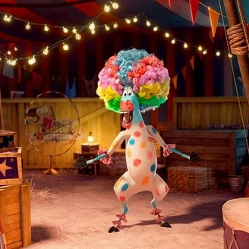 Afro Circus - I Like To Move It
