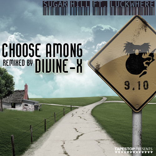 Sugar Hill ft. Luckwhere - Choose among (Divine X Remix) OUT NOW ! [Tapestop Music]