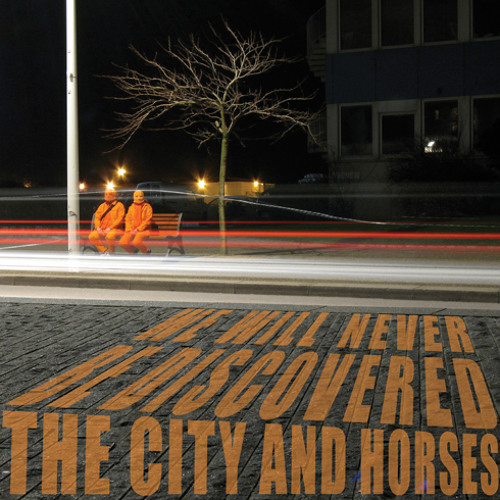 The City and Horses - War Paint