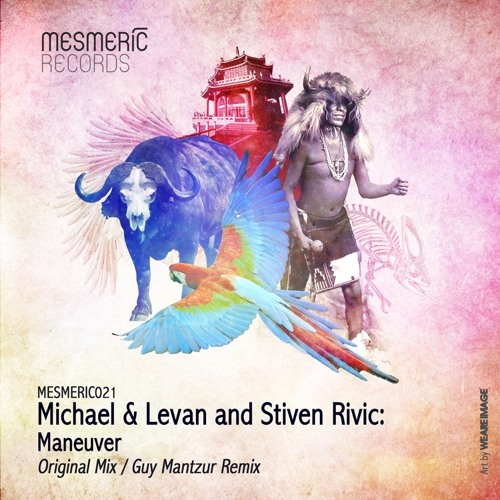 Michael & Levan And  Stiven Rivic - Maneuve (Guy Mantzur Remix) Low Fi Preview