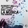 Robert Belli ft. Jennifer Lopez - La Musica VS. Deniz Koyu - Tung! ( Thiago Óliver Remix )