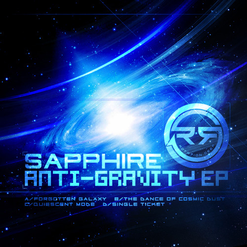 Sapphire - The Dance of Cosmic Dust [OUT NOW on Rotation Deep]