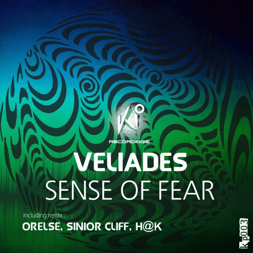 Veliades - Sense of Fear (Original Mix) Preview KP Recordings