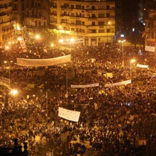 A Nightingale Sang in Tahrir Square