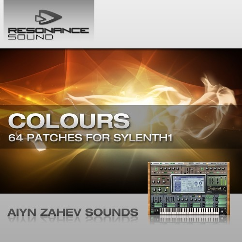 "Sylenth1 Soundbank ""Colours Vol.1"" Demo Part 1"