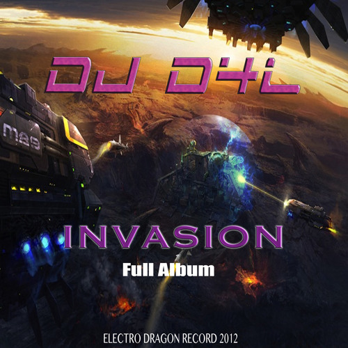 DJ D4L Revolution Preview ( Out Now In Stores)