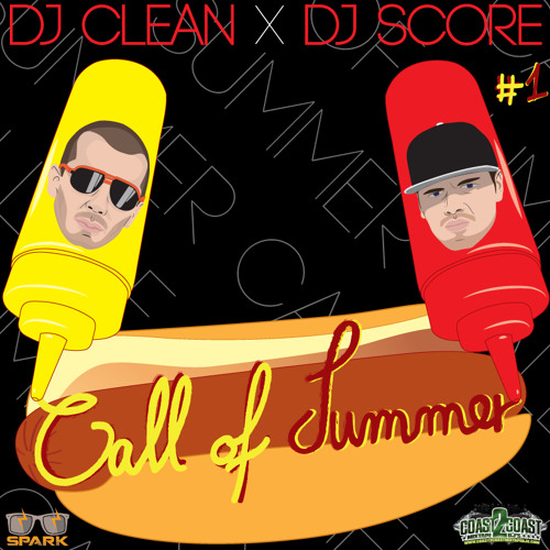 CALL OF SUMMER #1 by DJ SCORE & DJ CLEAN