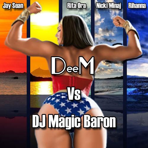DeeM & DJ Magic Baron - Where Is The Starship (Jay Sean, Rita Ora, Nicky Minaj, Rihanna + Video)