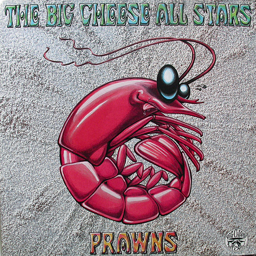 The Big Cheese All Stars - Hovel Zombie
