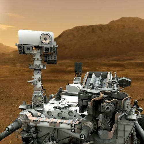 Interfase S2E127 - De la Tierra a Marte: El robot Curiosity de la NASA