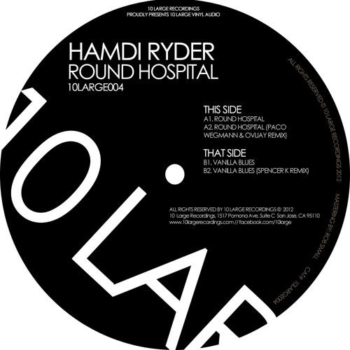 Hamdi Ryder - Vanilla Blues - Original Mix [Preview]