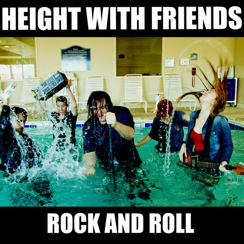 Height with Friends - I Can't Stop Eating Sugar