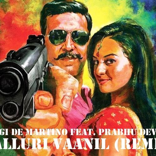 Gigi de Martino feat. Prabhu Deva - Kalluri Vaanil (Remix) FREE DOWNLOAD