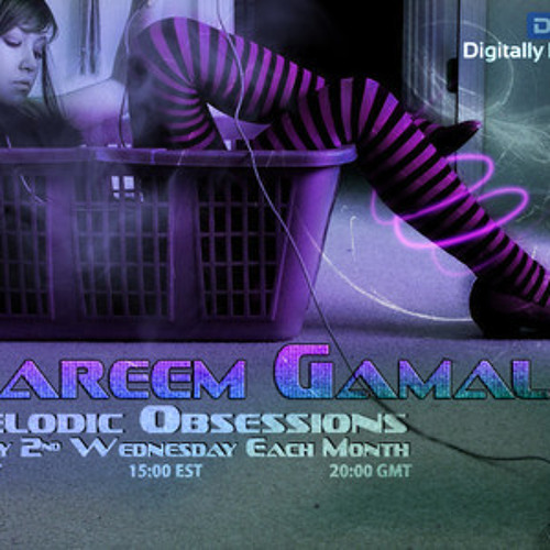 Carlos Nile FM - Melodic Obsessions 030 on DI.fm (Guest Mix)(August 2012)