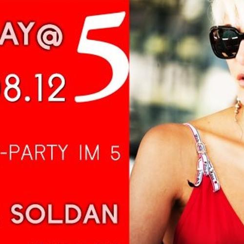 Monica Soldan @ 5,  03.08.12  -  Stutt, Germany