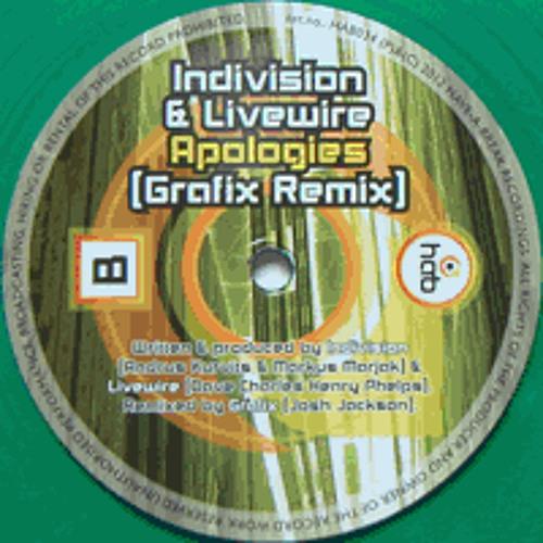 Indivision & Livewire - Apologies (Grafix Remix) - Have-A-Break 034B