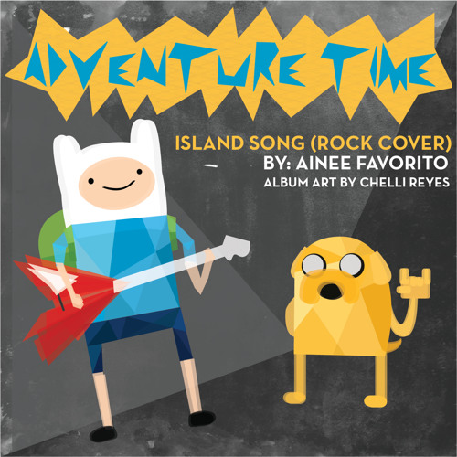 Island Song/Adventure Time Ending Cover
