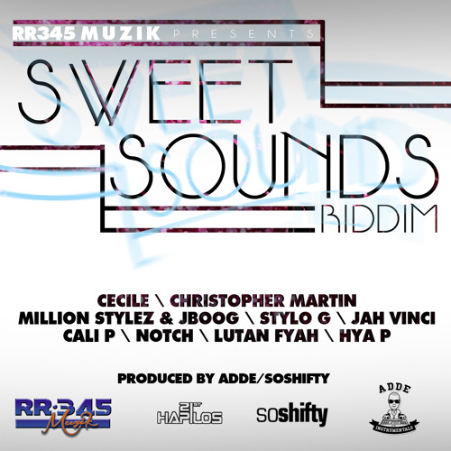 Sweet Sounds Riddim (Adde megamix)