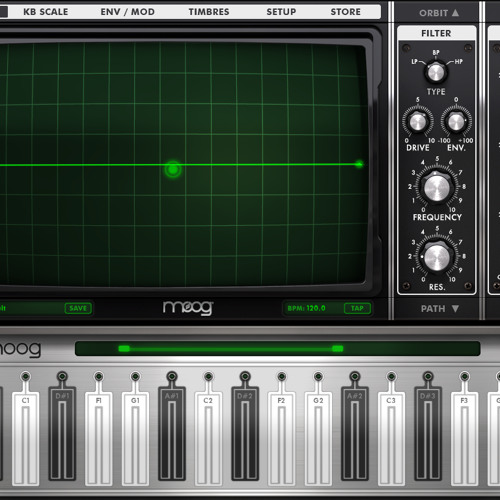 Animoog Metallic Expansion Pack