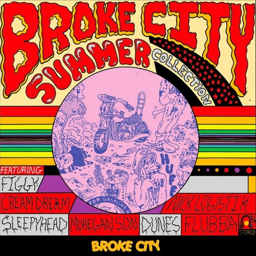 NickLogistik X $leepyhead - SomeClub Somewhere (Broke City Summer Collection)