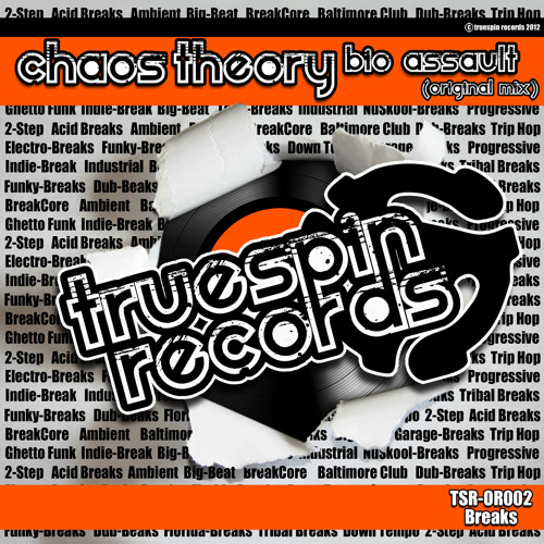 Chaos Theory - Bio Assault (Preview) Out Now on Truespin Records