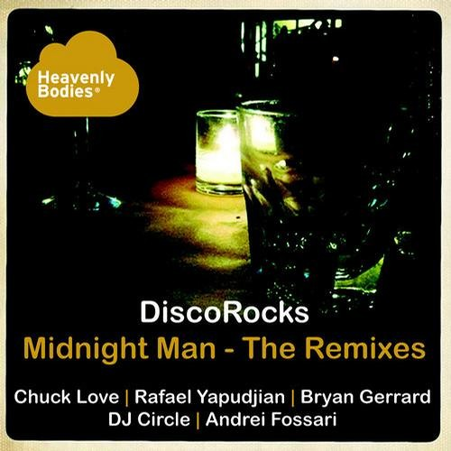 Disco Rocks - Midnight Man (Andrei Fossari aka Geek4 Remix)