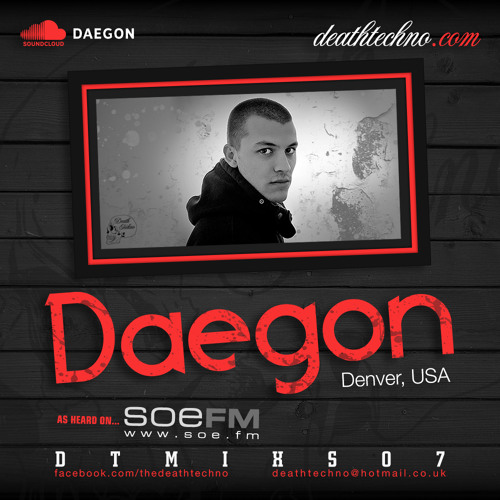 DTMIXS07 - Daegon LIVE [Denver, USA]