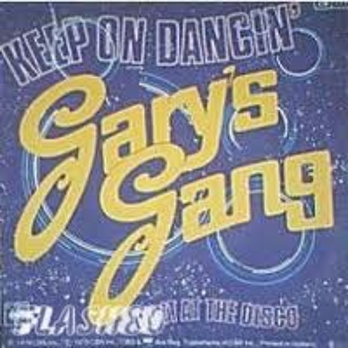 GARY'S GANG - Keep On Dancing (Todd Terje remix)