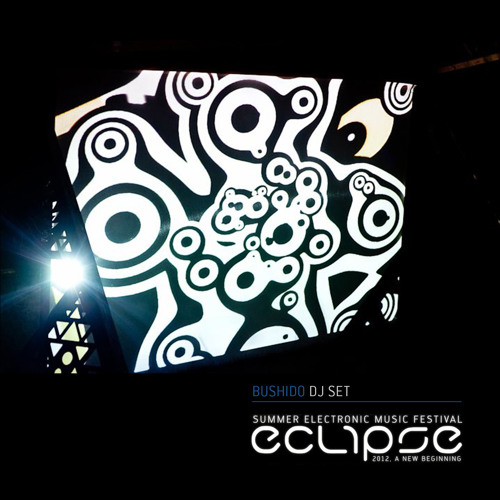 Bushido (64hz) - Eclipse Summer Electronic Music Festival 11th - 2012-28-07