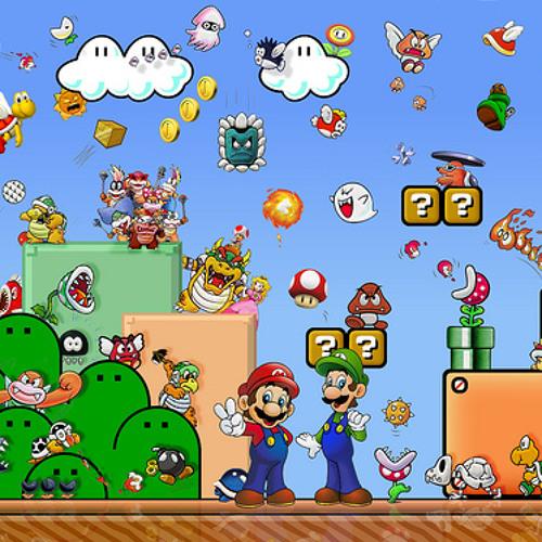 Super Mario Bros 3 Overworld Theme