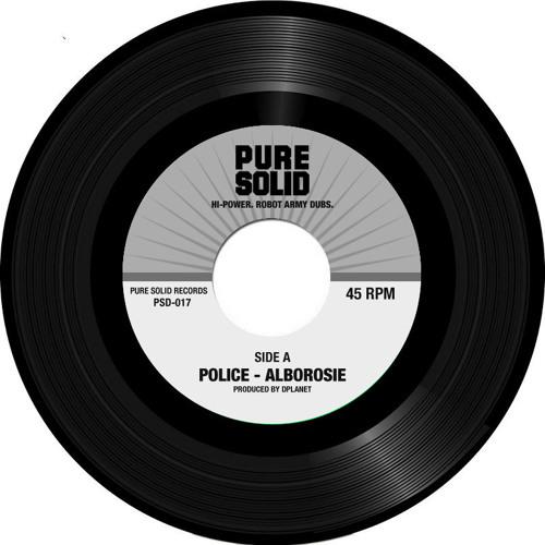 Pure Solid x Alborosie - Police Refix