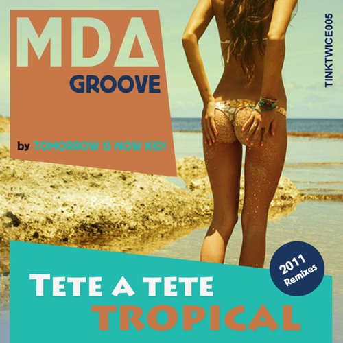 MDA GROOVE Batucada Sensual (instrumental mix)