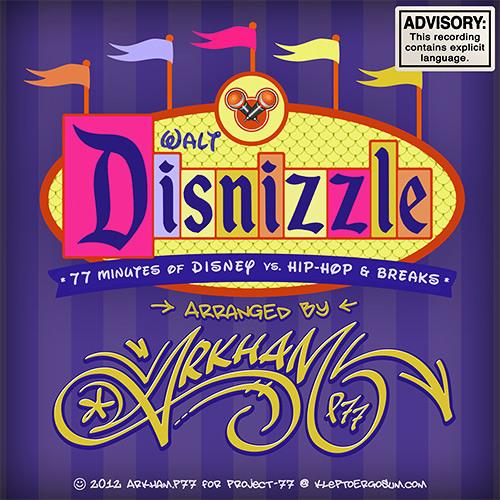 Walt Disnizzle