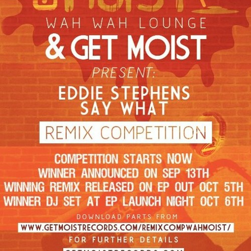 Say What (Repo Men Unofficial Remix) - Eddie Stephens FREE DOWNLOAD