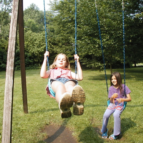 The Swing by Craig Durgy