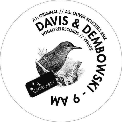 A1 Davis & Dembowski - 9am (Original)