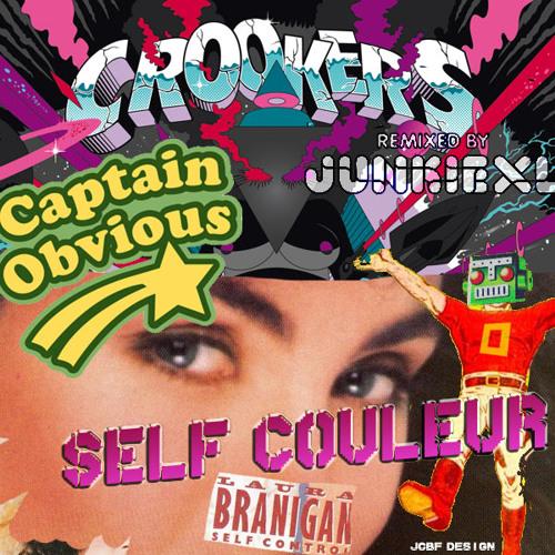 Captain Obvious - Self Couleur (Laura Branigan vs Crookers ft Yelle)