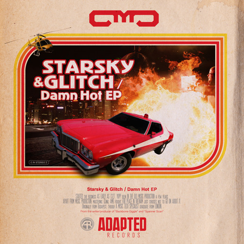 OUT NOW: AMB - Starsky & Glitch [Adapted Records]