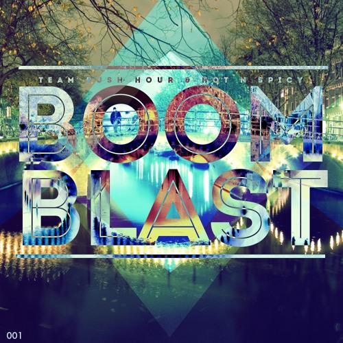 Team Rush Hour & Hot N Spicy - Boom Blast (Original Mix) (MMBTN Mixtape)