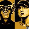 DJ HERO - Eminem (lose yourself) ft Jay-z ft.amil & ja rule (can i geta)