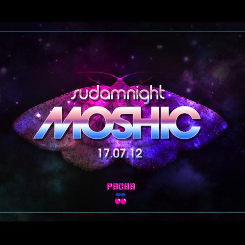 KINTAR & KASAHN b2b @ Sudam Night - Warm up for MOSHIC